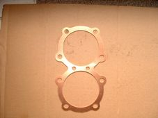 71-3681/80, Head gasket, Thick, T140, copper.